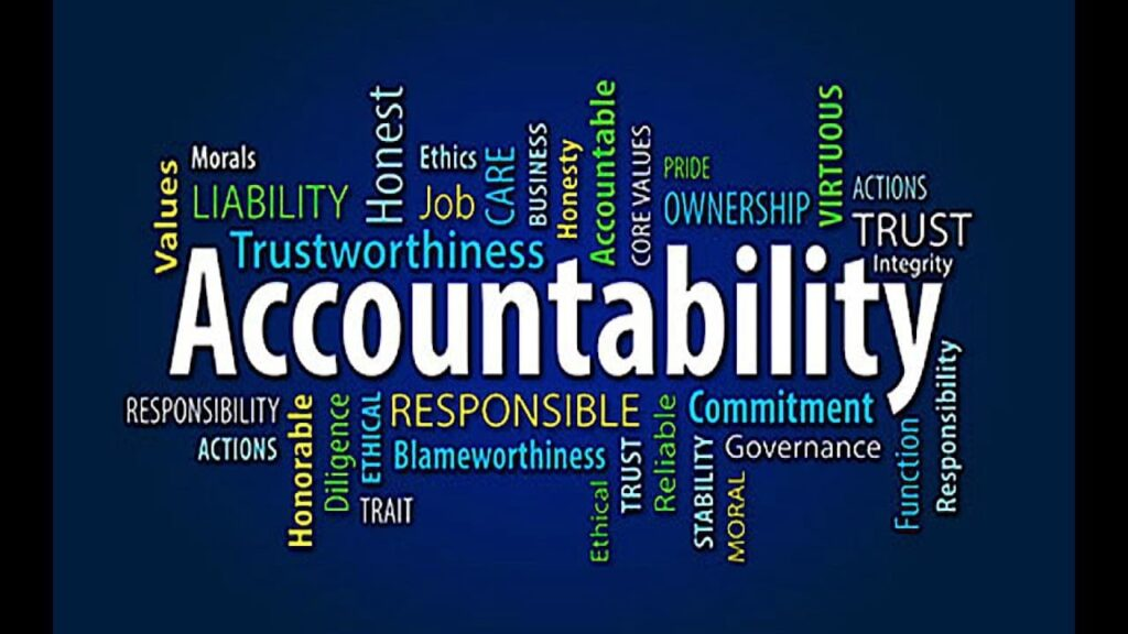 Accountability Matters in NIMS