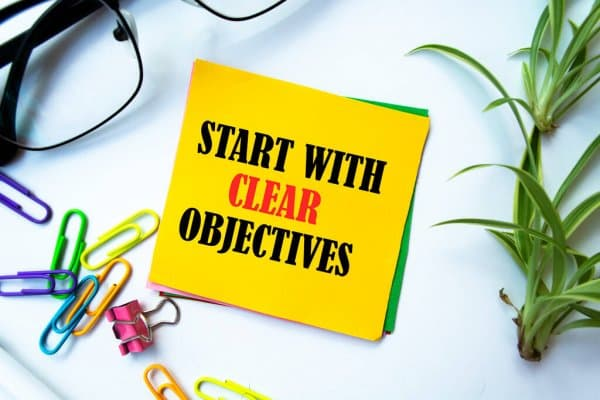 Clear Objectives For Incident Management