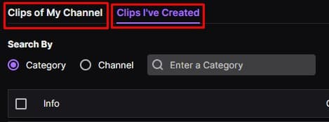 How to Delete Twitch Clips From Your Channel